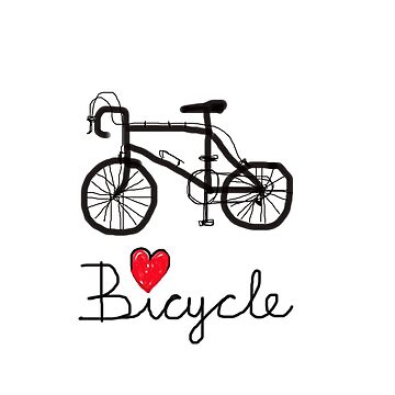 Bicycle by PeanutsDesign