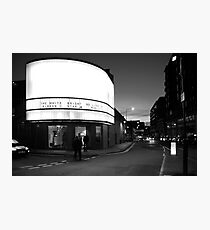 Cornerhouse and Whitworth Street West, Manchester Photographic Print