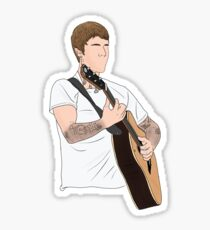 Justin Bieber performing Sticker
