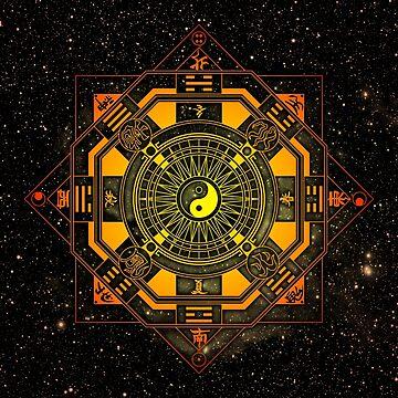 Li Shaoran Magic Circle by alphavirginis