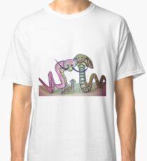 Mind Worms Camiseta clásica