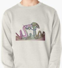 Mind Worms Sudadera cerrada