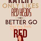 Rydellington Red Head von rydellington