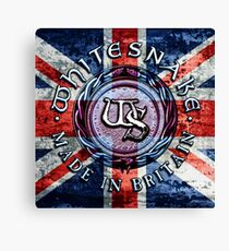 WHITESNAKE BRITAIN TELUR Canvas Print