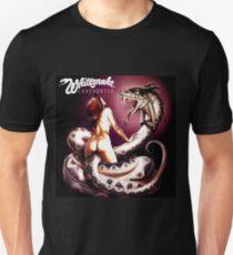 WHITESNAKE LOVE HUNTER TELUR Unisex T-Shirt