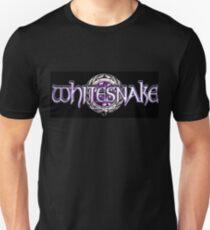 WHITESNAKE PURPLE LOGO TELUR Unisex T-Shirt