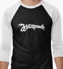 WHITESNAKE LOGO TELUR Men's Baseball ¾ T-Shirt