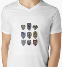 Skyrim Hold Logos T-Shirt