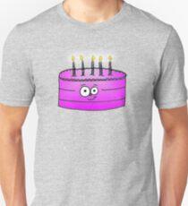 Happy Birthday Cake Doodle T-Shirt