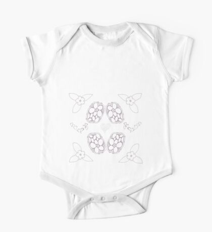 Hearts & Flowers Kids Clothes