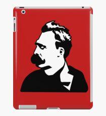 niestchze philosophe philosohie iPad Case/Skin
