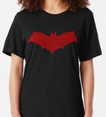 Die rote Haube Slim Fit T-Shirt
