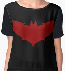 The Red Hood Women's Chiffon Top