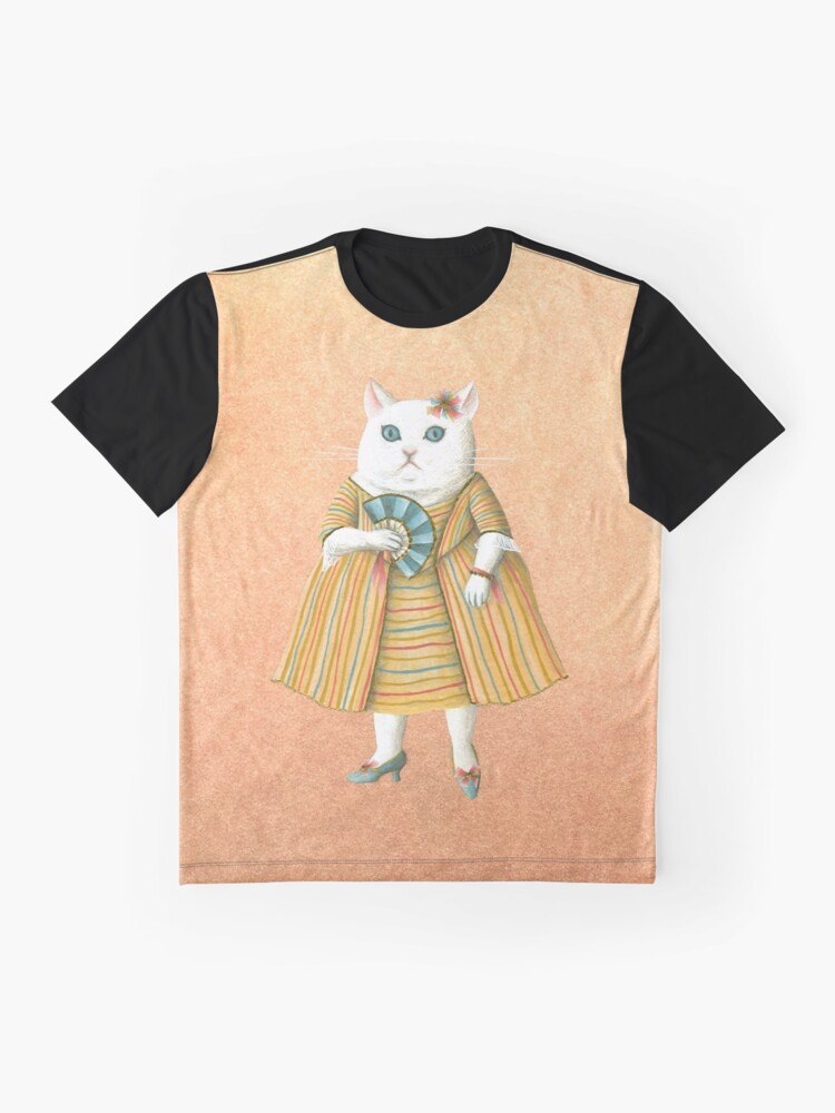Alternate view of Mademoiselle Graphic T-Shirt