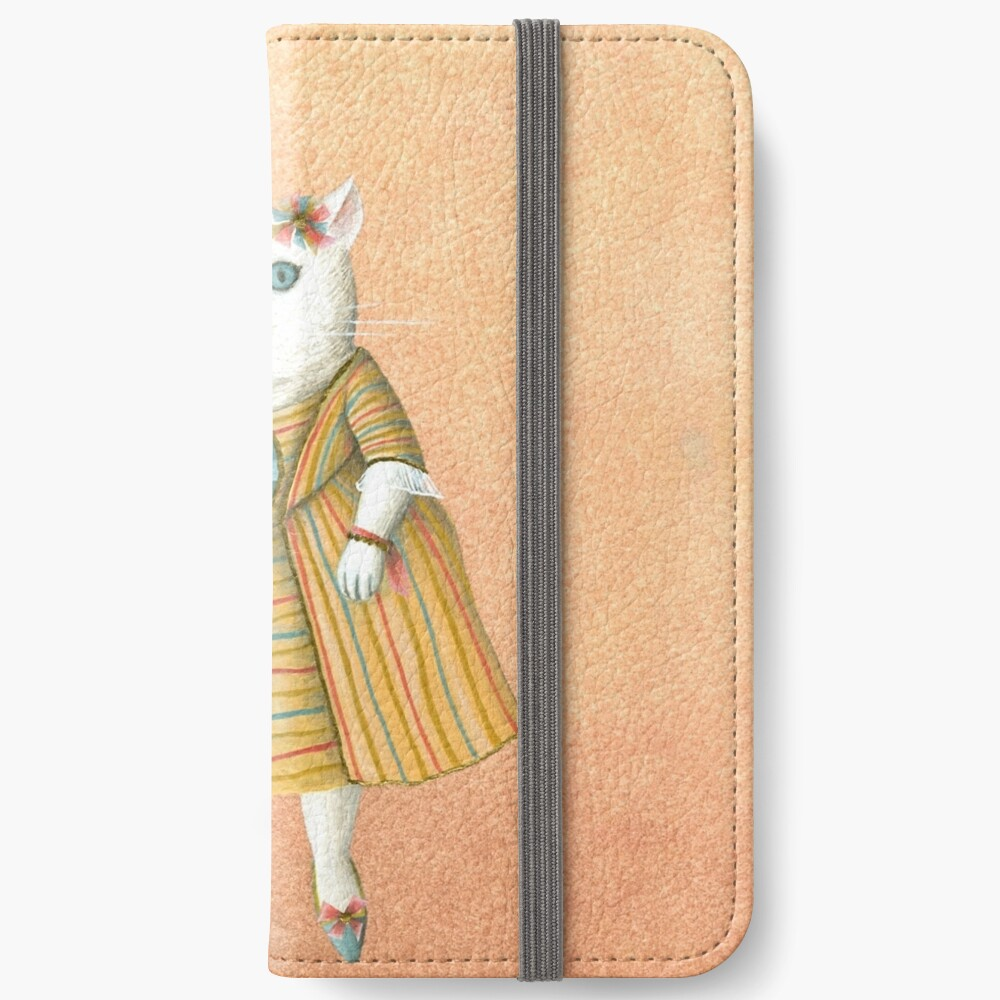 Mademoiselle iPhone Wallet