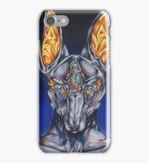 Guardian of the Way iPhone Case/Skin