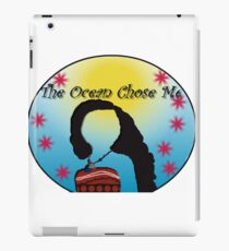 Chosen by the Ocean iPad Case/Skin