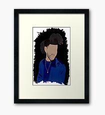 The Weeknd Framed Print