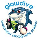 Shark Glowdive by Carlos Villoch
