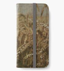 Wheat Field iPhone Wallet/Case/Skin