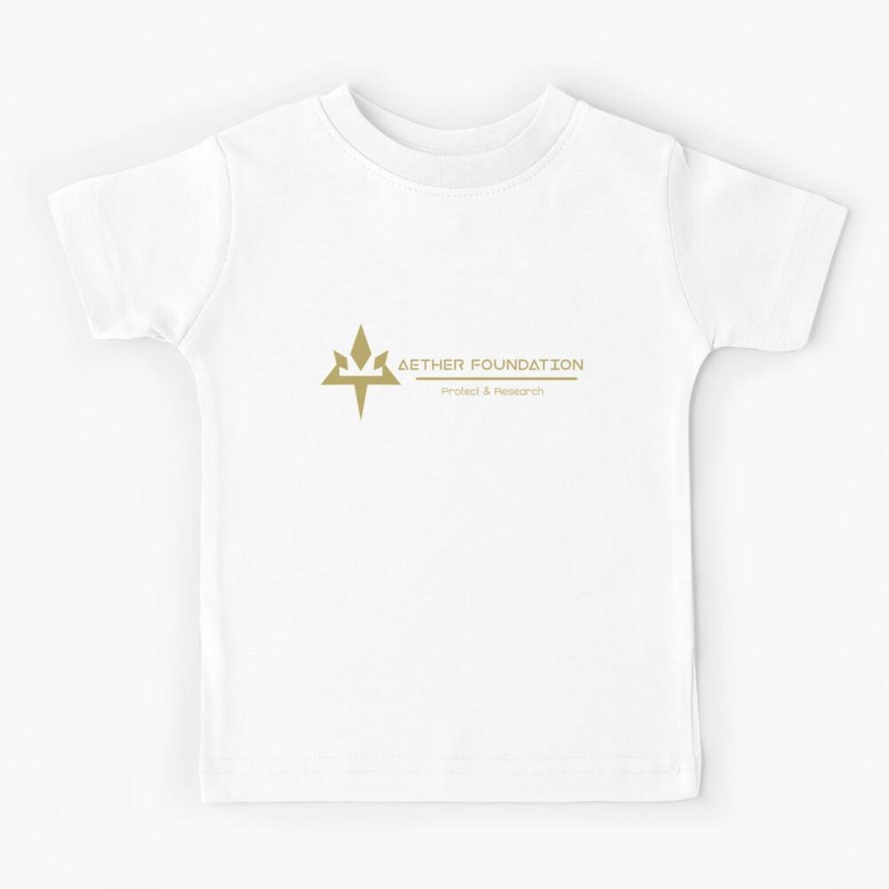 Äther-Stiftung Kinder T-Shirt