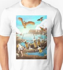 William Tell Escapes Unisex T-Shirt