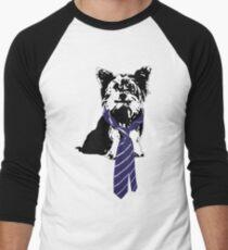 TGIF, Mr. Yorkie Men's Baseball ¾ T-Shirt