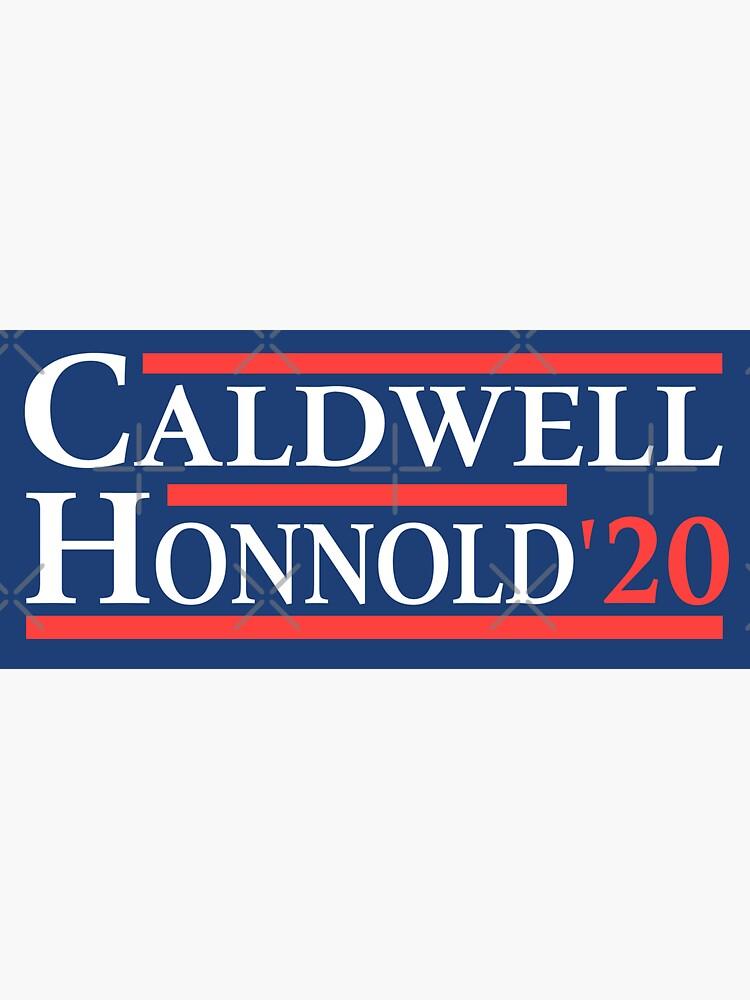 Caldwell Honnold 2020 von esskay