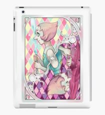 Jack of Pink diamonds iPad Case/Skin