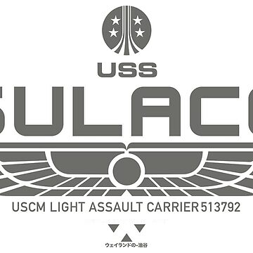 Sulaco by quarksbar