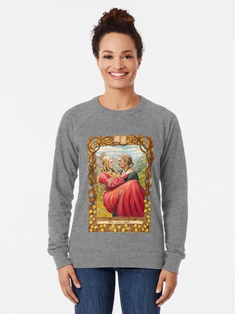 Alternate view of Princess Bride Lightweight Sweatshirt