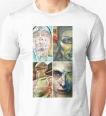 Mannequins - four ways. Unisex T-Shirt