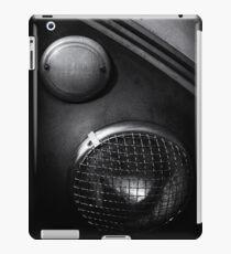 Headlamp detail of VW Type 2 Split Screen camper / bus iPad Case/Skin