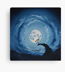 Behold the Might of The Little Tree Canvas Print