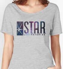 Galaxy S.T.A.R. Labs Women's Relaxed Fit T-Shirt