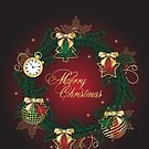 Christmas Card by EbyArts