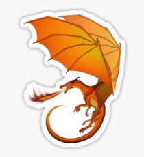 Wings of Fire - Peril Sticker