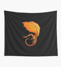 Wings of Fire - Peril Wall Tapestry
