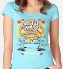 Cactuar Cooler Women's Fitted Scoop T-Shirt