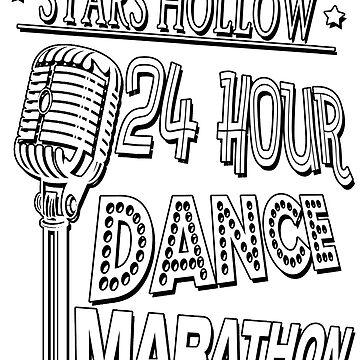 Stars Hollow 24hr Dance Marathon by Numnizzle