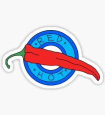 Spicy Hot as Fuck Sticker