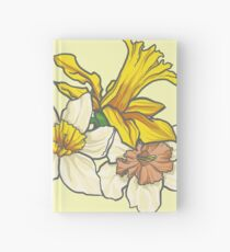 Daffodil - March Birth Flower Hardcover Journal