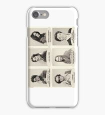 That 70s Show Most Likely To... Yearbook Quotes iPhone Case/Skin