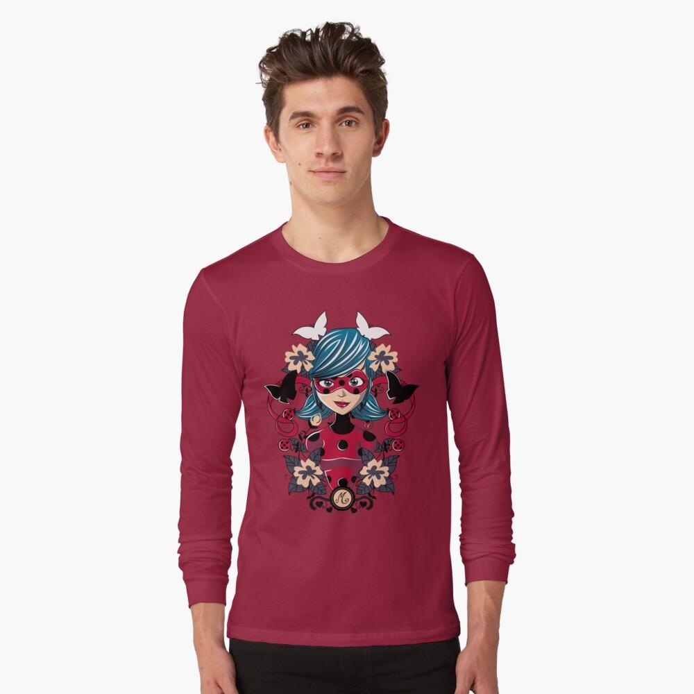 Ladybug Long Sleeve T-Shirt Front