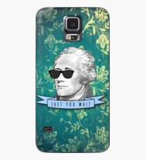 My name is A. Ham Case/Skin for Samsung Galaxy