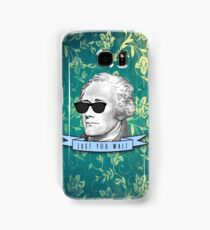 My name is A. Ham Samsung Galaxy Case/Skin