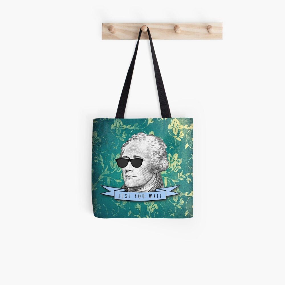My name is A. Ham Tote Bag