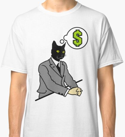 Cat Man VRS2 Classic T-Shirt