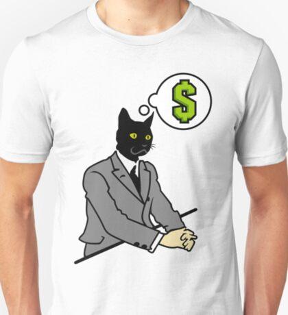 Cat Man VRS2 T-Shirt
