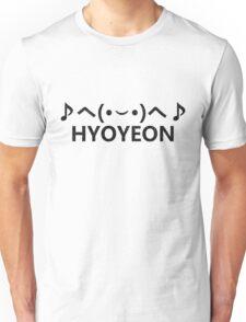 Dance: Hyoyeon Unisex T-Shirt